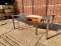 Preview: Namor© Edelstahl Grillrost Grillplatte | Handmade in Germany